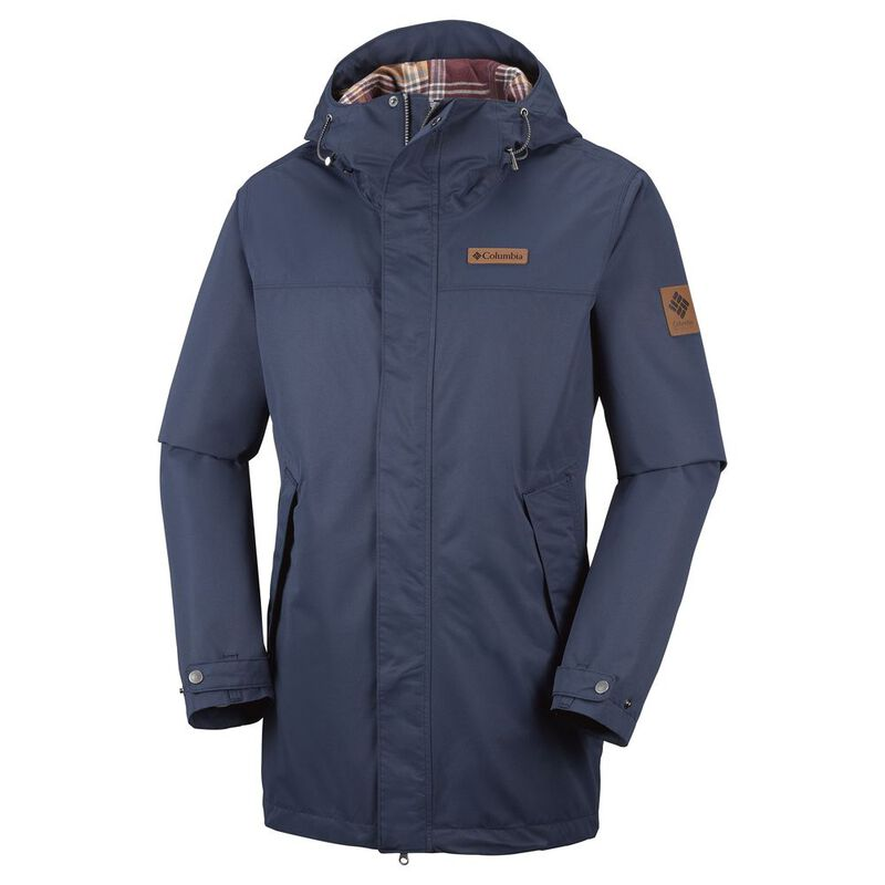 bd3f5ed64c6 Columbia Mens South Canyon™ Long Jacket (Collegiate Navy)