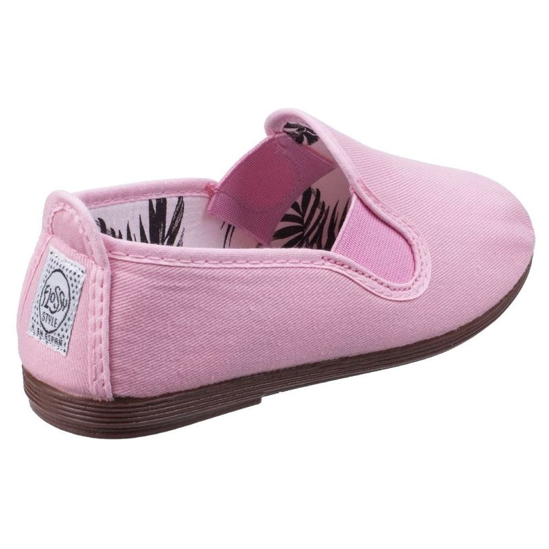 Canvas Flossy Sportpursuit Slip Girls Arnedo Baby Pink Shoes co On rxE8r1n