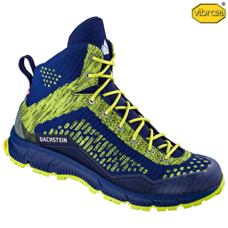 c5c51412efd Dachstein Mens Super Leggera DDS Hiking Boots (Ocean/Lime ...