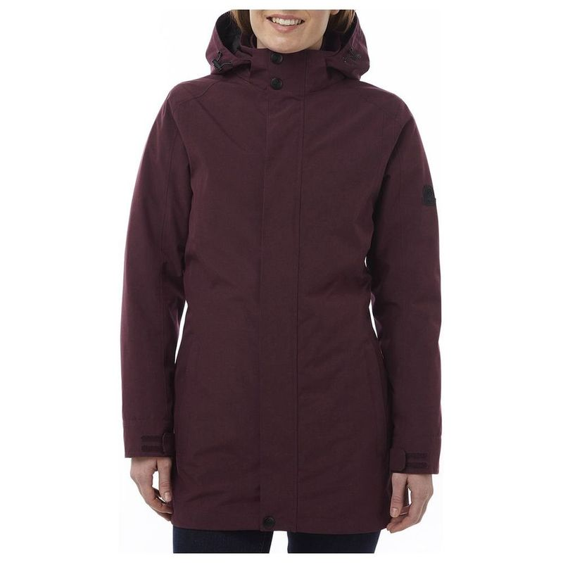 8a59a04e1 Tog24 Womens Nook Milatex 3-in-1 Jacket (Deep Port Marl) | Sportpursui