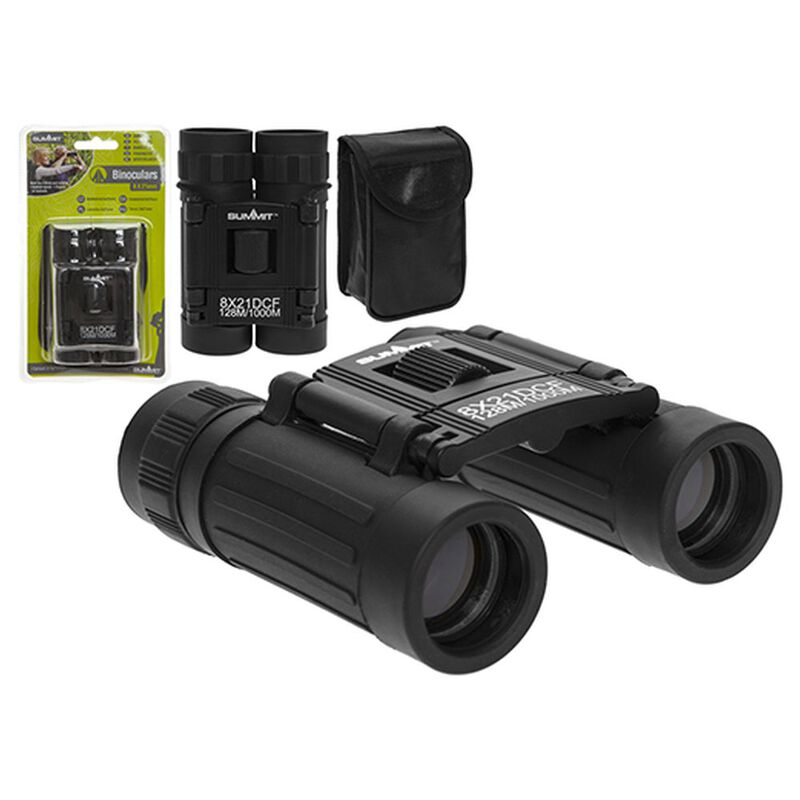 Binoculars 8x21mm In Carry Case Black