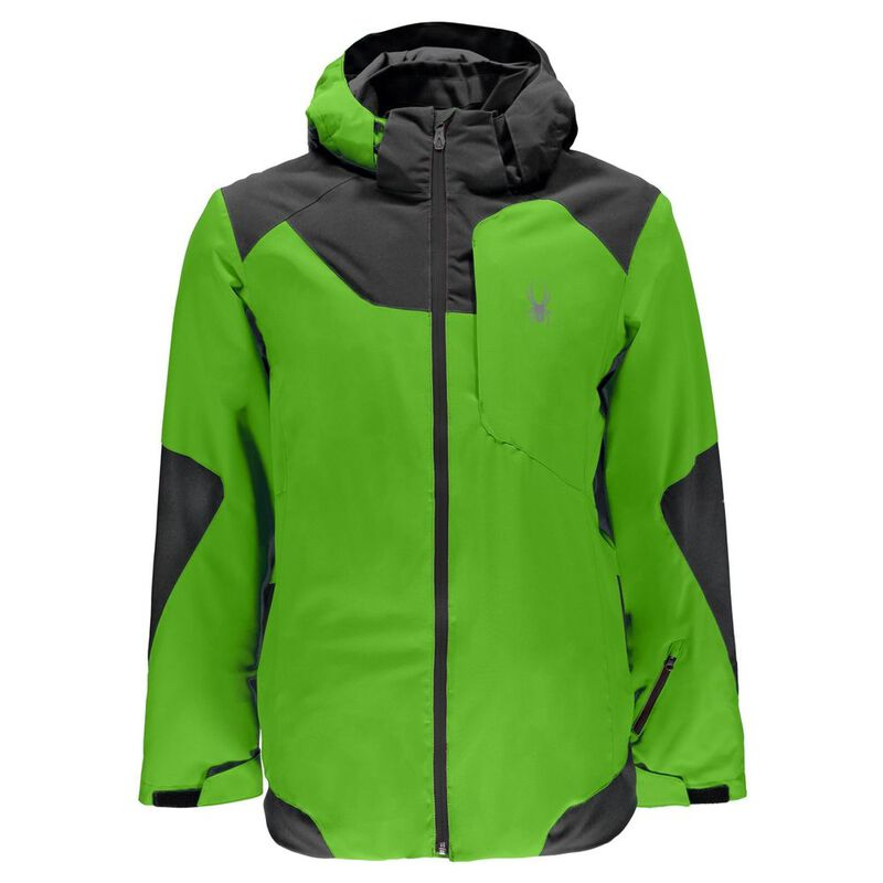 Spyder Mens Chambers Jacket (Fresh Polar)  b028cf56e