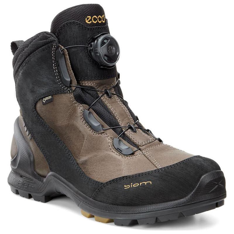 2a27607215d Ecco Mens Biom Terrain Boots (Black/Warm Grey/Tobacco ...