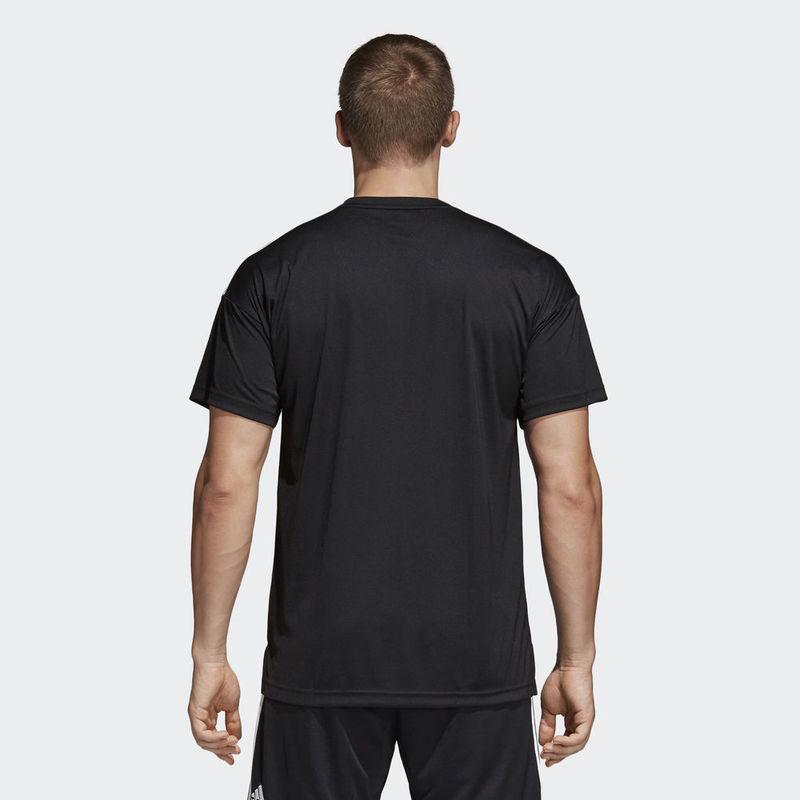 9826e77af12 Adidas Mens Germany Pre-Match Jersey (Black White)