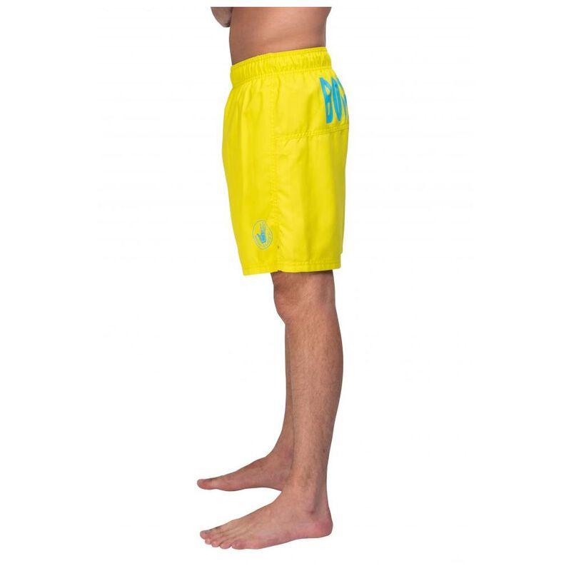 727d615b46605 Body Glove Mens Volley Short Swim Shorts (Lime) | Sportpursuit.com
