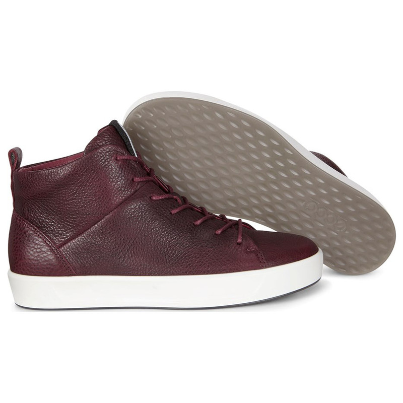 71a50ffc84c181 Ecco Womens Soft 8 Shoes (Bordeaux) | Sportpursuit.com