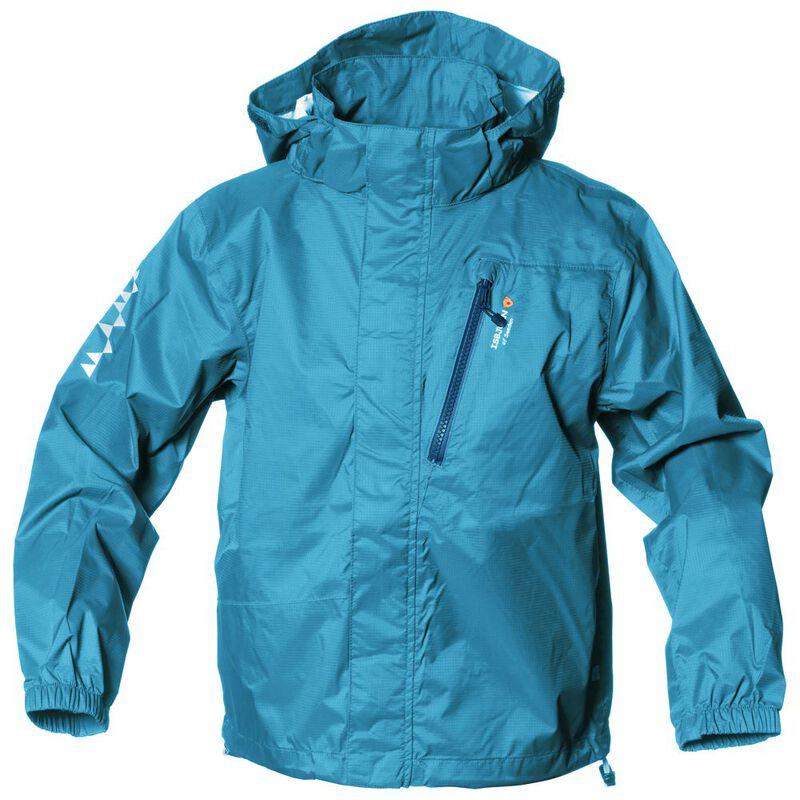 Isbjorn of Sweden Kids Rain Jacket (Ice)  5206ff16d1337