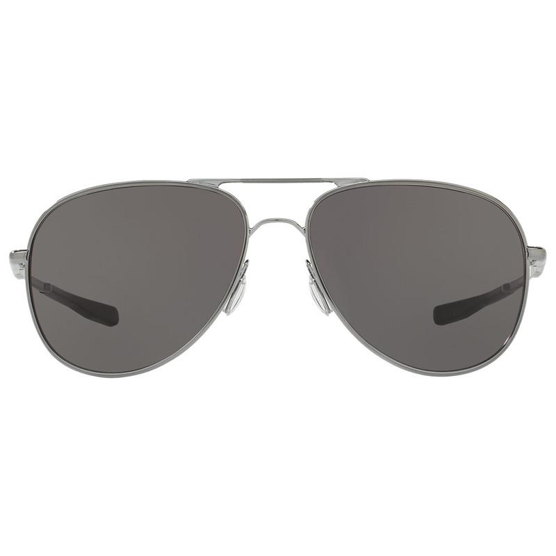 59154b5813 Oakley Mens Elmont Sunglasses (Silver Grey)