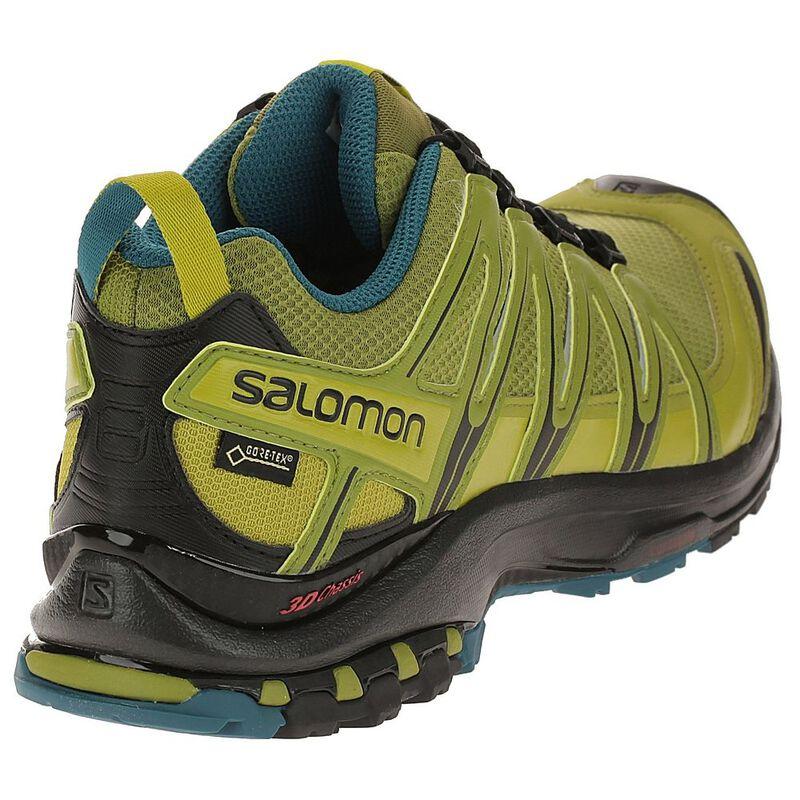 f32499985d4 Salomon Mens XA Pro 3D GTX Shoes (AW18 - Gucamole Deep Lagoon Black)