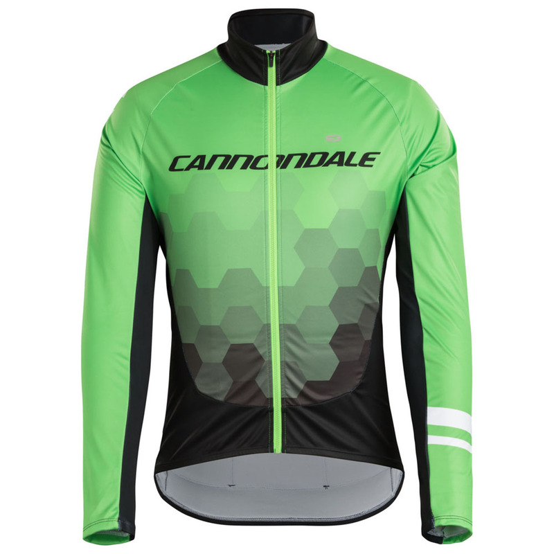 49521cac1 Sugoi Mens Cannondale RS Training Jersey (Green)