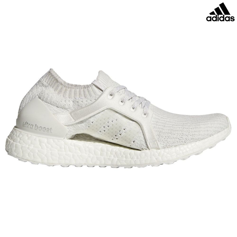 c3a0a81f486c8 Adidas Womens UltraBOOST X Shoes (Footwear White Crystal White Grey On