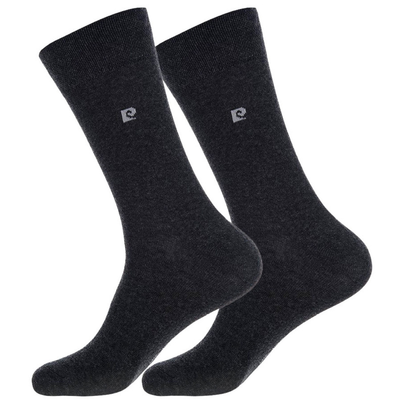 Pierre Cardin Herren 18er Pack Socken Anthrazit
