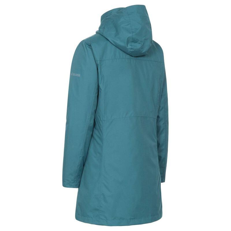 15ff98705f9 Trespass Womens Alissa II 3-in-1 Jacket (Teal)