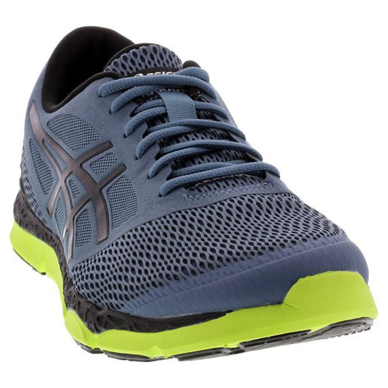 e7222949d4426 Asics Mens 33-DFA 2 Shoes (Blue Mirage/Black/Flash Yellow) | Sportpurs