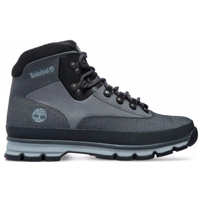 ef43f5a902b Timberland Mens Euro Hiker Mid Boots (Grey) | Sportpursuit.com