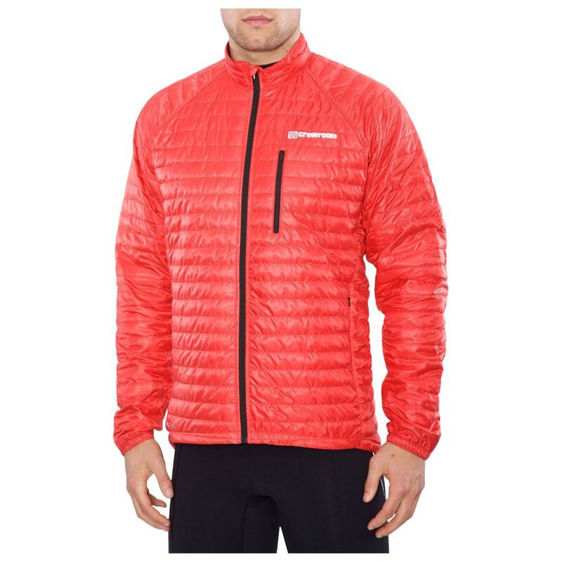 8f393c89a Crewroom Mens The Glacier Lightweight Down Jacket (Red ...