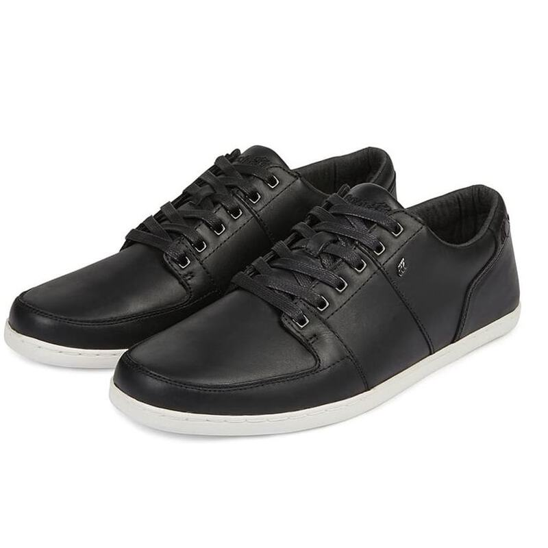 Boxfresh Mens Spencer Shoes (Black
