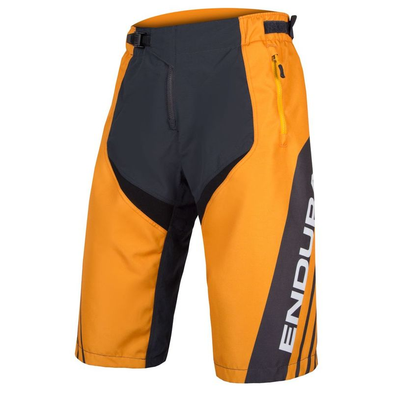 Royaume-Uni qualité vente officielle Endura Mens Burner Ratchet Shorts - MT500 (Mango ...