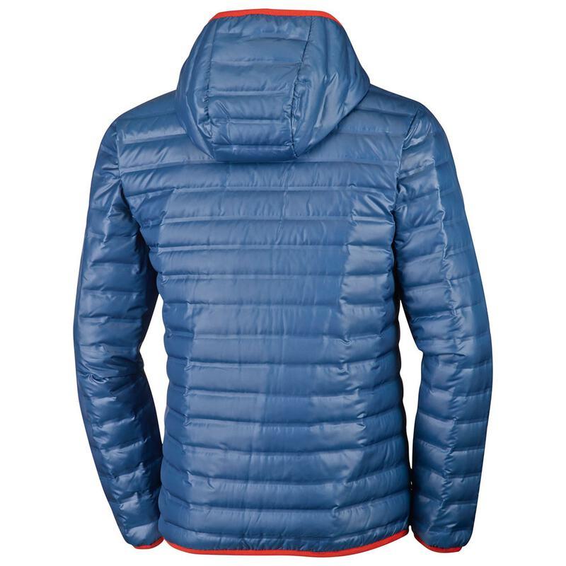 1d07fab21 Columbia Mens Flash Forward Down Hooded Jacket (Night Tide) | Sportpur