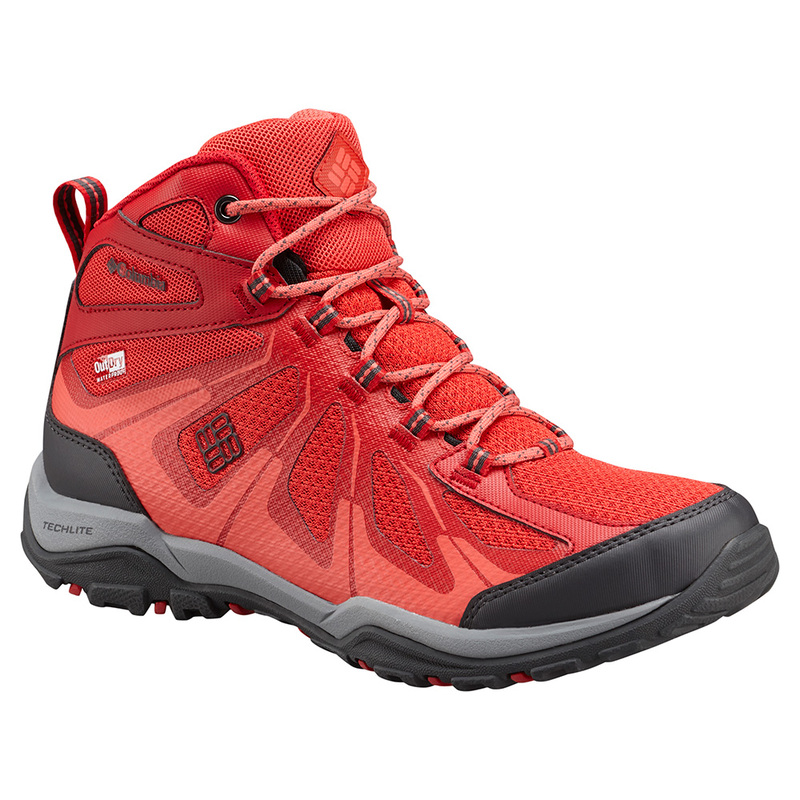 0008aa6a47fd Columbia Womens Peakfreak XCRSN II XCEL Outdry Mid Boots ...