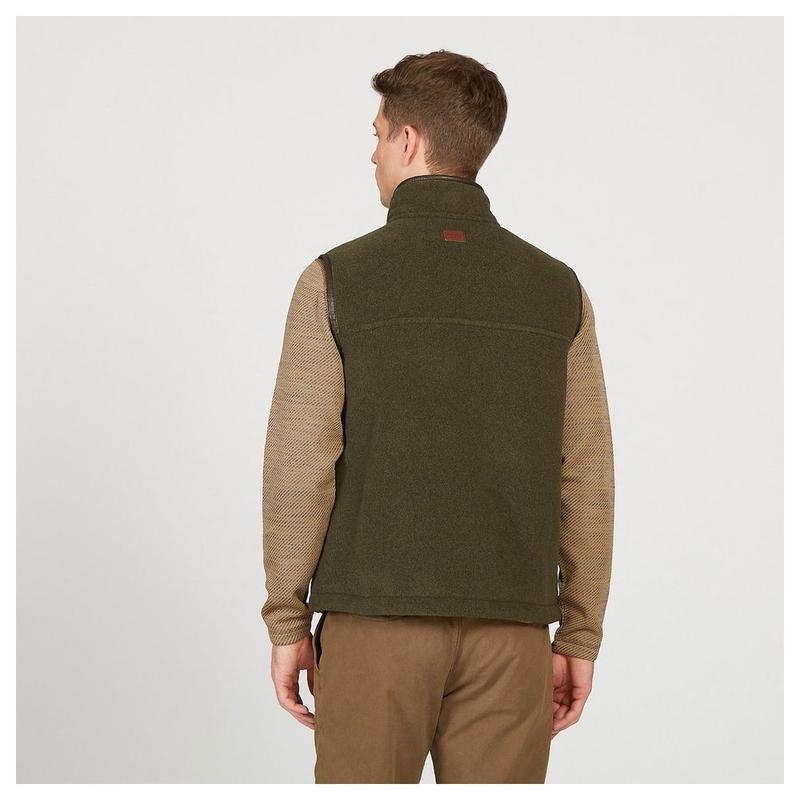 available great deals new arrive Aigle Mens New Shepper Fleece Gilet (Bronze) | Sportpursuit.com
