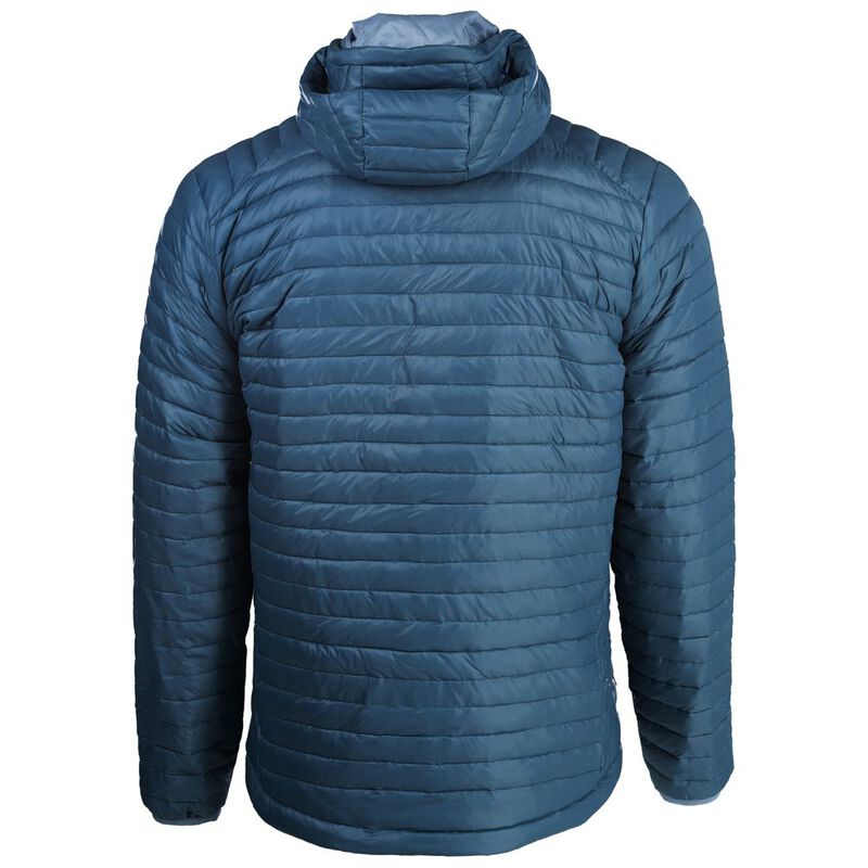 9cc2ddf0a0 ISOBAA Mens Merino Wool Insulated Jacket (Petrol/Sky) | Sportpursuit.c