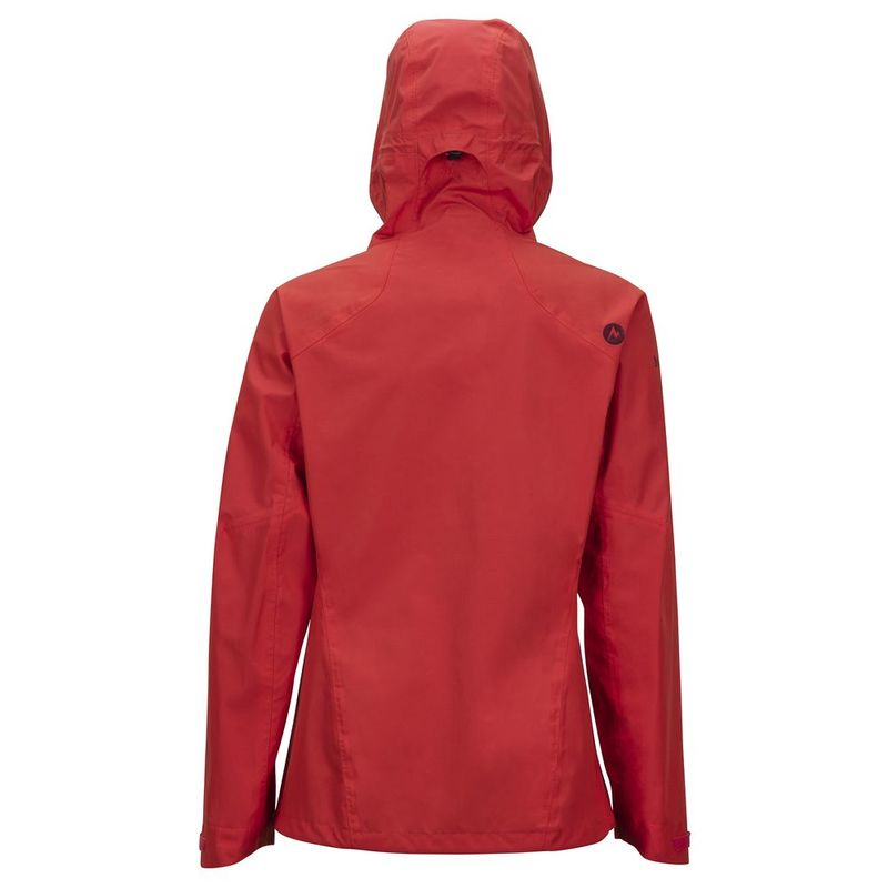 Marmot Womens Eclipse Shell Jacket (Hibiscus) |