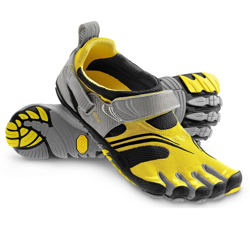 promo code 665e8 97ed8 Mens KMD Sport Shoes (Yellow Black Silver)