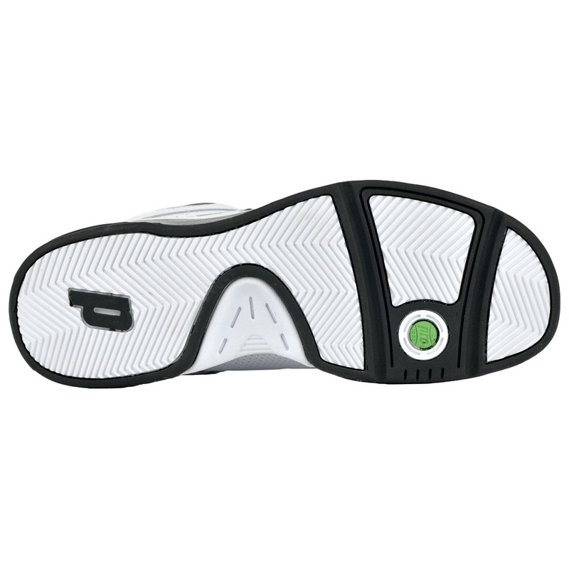 39bc9c94c5f4fb Prince Tennis Mens NFS VIPER Tennis Shoes (White Black Silver)