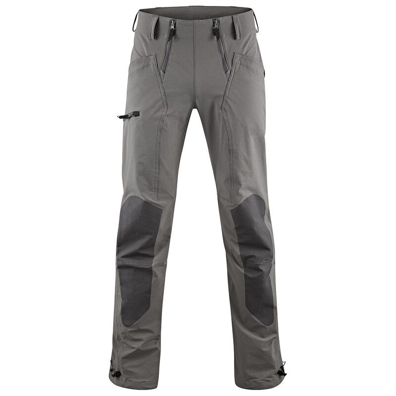 Klattermusen Mens Misty Trousers (Rock Grey)  ecc8ab84b