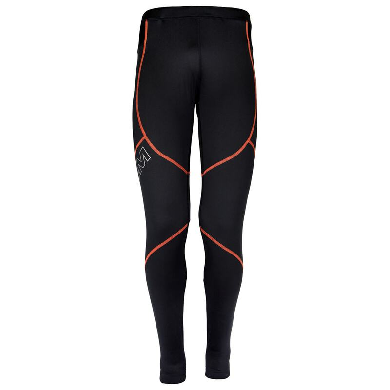 59c6f32a5ece7 OMM Mens Flash 1.0 Tights (Black/Orange) | Sportpursuit.com