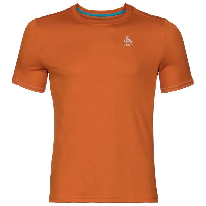 Odlo Herren Bl Crew Neck Nikko Logo Light Shirt
