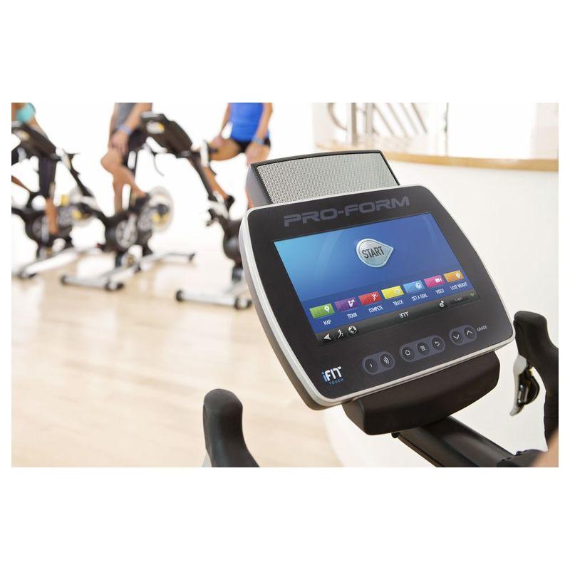ProForm Tour De France Pro 5 0 Exercise Bike   Sportpursuit com