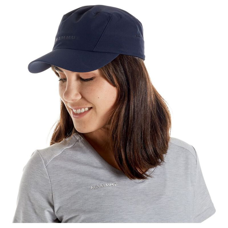 best deals on competitive price super specials Mammut Pokiok Cap (Marine)   Sportpursuit.com
