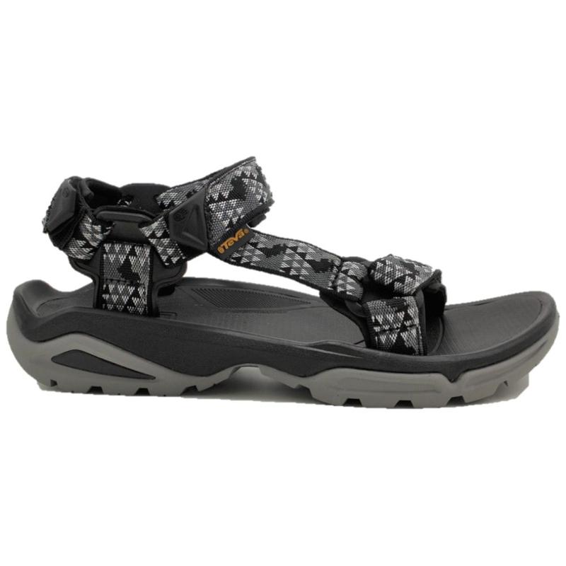 3c48b874a Teva Mens Terra Fi 4 Sandals (Palopo Black)