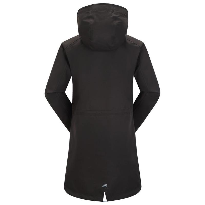 444c61c8 Skogstad Womens Skien Waterproof Jacket (Black) | Sportpursuit.com
