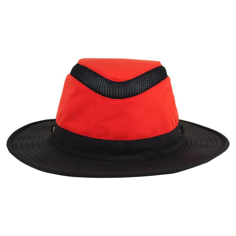 18dc2a07 Tilley LTM6 Airflo® Hat (Red/Black) | Sportpursuit.com