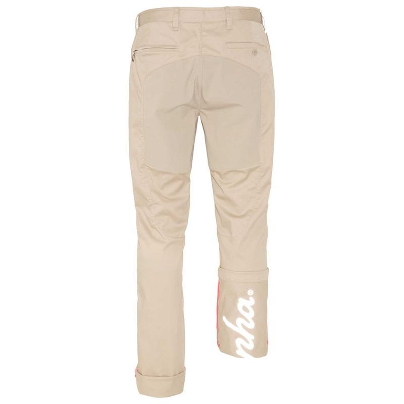Beige Rapha City Trousers