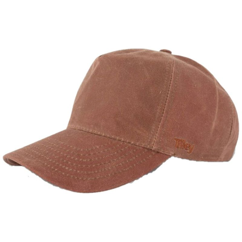 f6205bbc364 Tilley TTC1 Trucker s Cap (Brown)