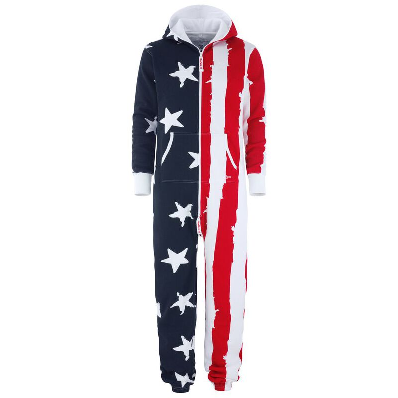 367e79377ae OnePiece Stars and Stripes Onesie (Navy/Red/White) | Sportpursuit.com