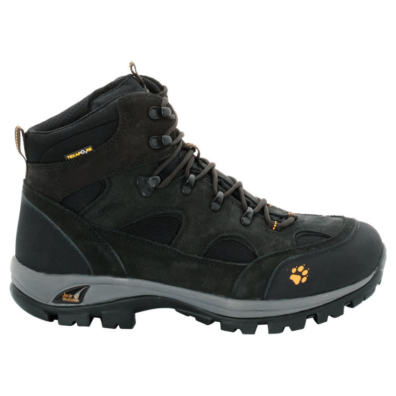 jack wolfskin mens all terrain texapore boots nearly. Black Bedroom Furniture Sets. Home Design Ideas