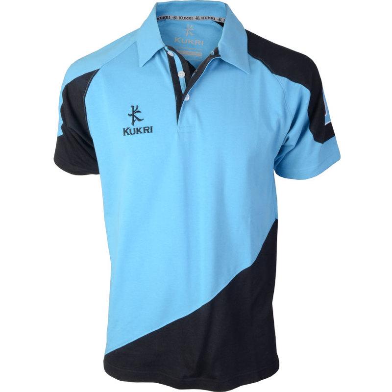 Mens Heritage Polo Shirt Sky BlueNavy SportPursuitcom