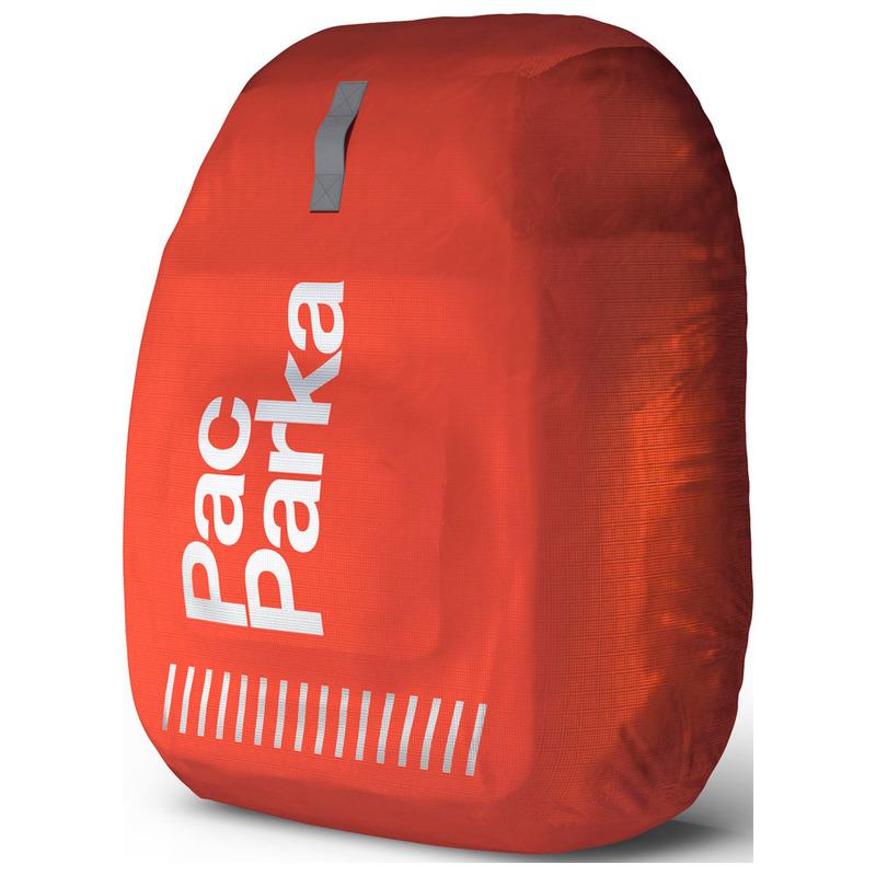 Bike Parka Pac Parka Backpack Rain Cover