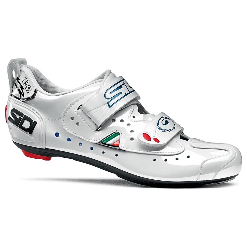 Home / Mens T-2 Triathlon Shoe (White/Lucido