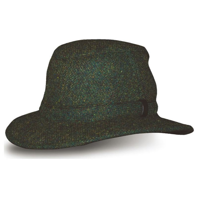 992b8036b62 Tilley TW2 Harris Tweed Hat (Scots Pine)
