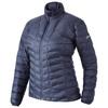 Womens Scafell Down Jacket (Dark Grey)