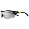 Show X1 EV0617 Sunglasses (Black/Voltage - Grey Silver Flash/Max Outdoor/Brown Lens)