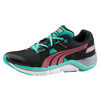 Mens Faas 1000 Shoes (Black/Red/Green)