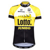 Mens Lotto Jumbo Short Sleeve Jersey (Black)