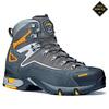 Mens Flame Hiking Boots (Graphite/Gunmetal)